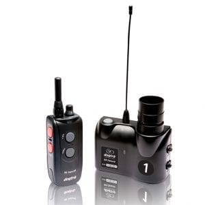 Dogtra RR Deluxe Transmitter and Receiver Used with PL and QL Launchers