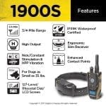 Dogtra 1900S System Features