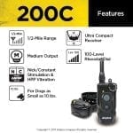 Dogtra 200C System Features