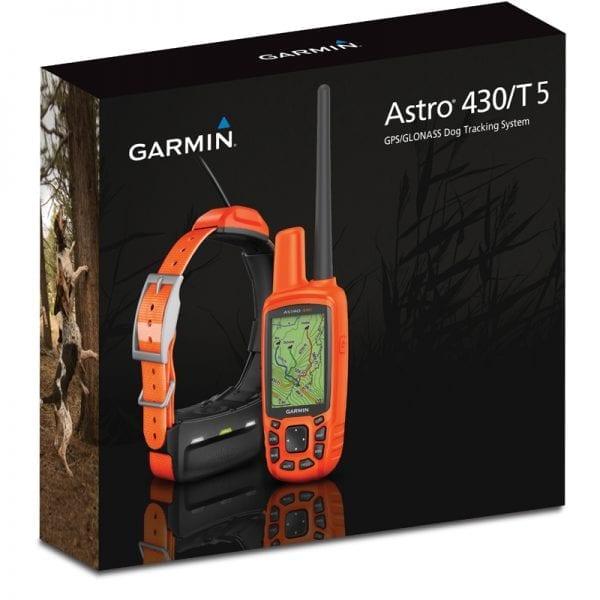 Garmin Astro 430-T5 Packaging
