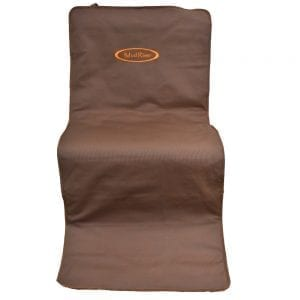 Mud River Shotgun Single Seat Cover Brown