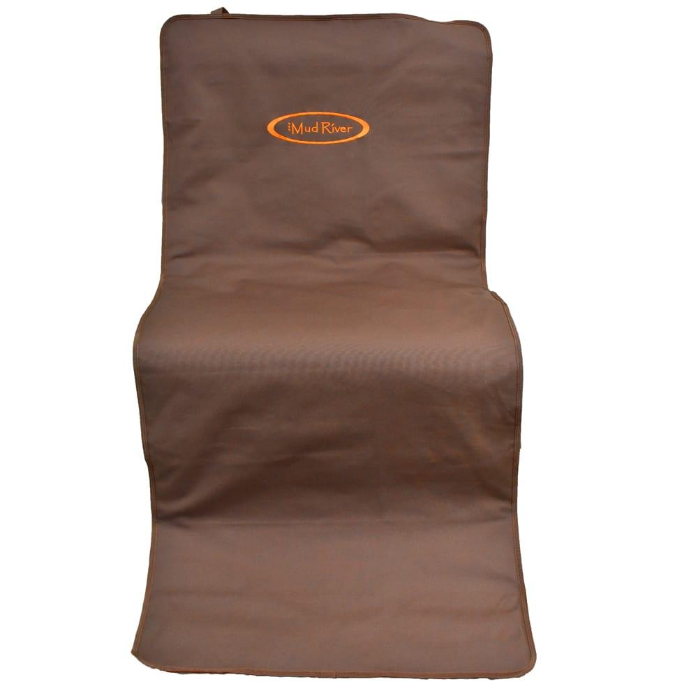 Mud River Shotgun Single Seat Cover Brown