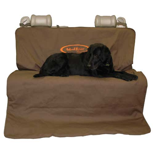 Mud River Two Barrel Double Seat Cover