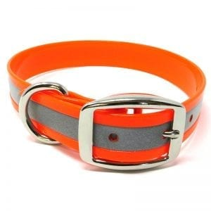 1 Inch Reflective D Ring Collar
