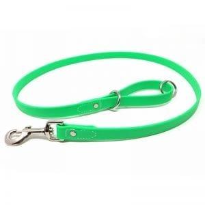 K-9 Komfort TufFlex Neon Green Lead