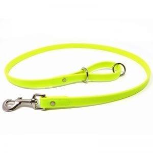 K-9 Komfort TufFlex Neon Yellow Lead