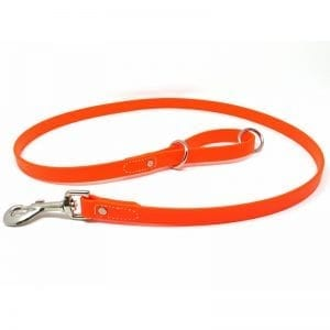 K-9 Komfort TufFlex Orange Lead