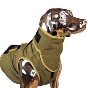 SnakeArmor Sage Dog Neck Protection