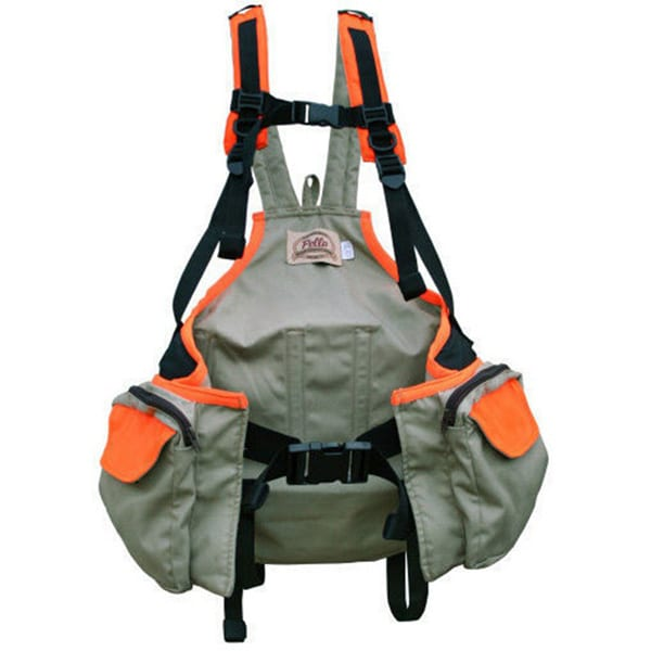 Pella Bird Pack Upland Strap Vest
