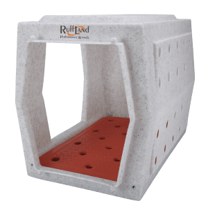 Ruff Land Kennels Crate Mat