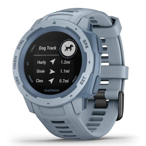 Garmin Instinct GPS Watch - Dog Tracking - Front Range Gun Dog