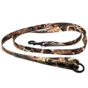 Blades Camo Nylon Lead 4 ft