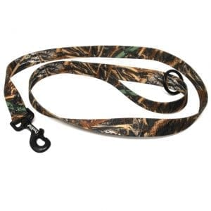 Max 5 Camo Nylon Lead 4 ft