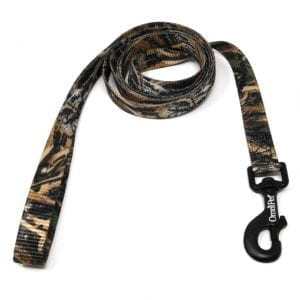 Max 5 Camo Nylon Lead 6 ft