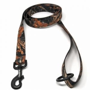Max 4 Camo Nylon Lead 6 ft