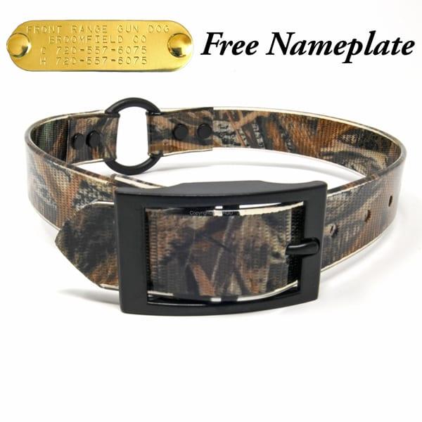 1 Inch Realtree Max 5 Camo Center Ring Collar