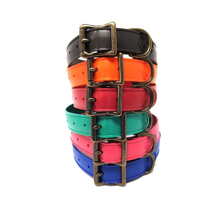 WigWag 1 inch Medium Dog Collar