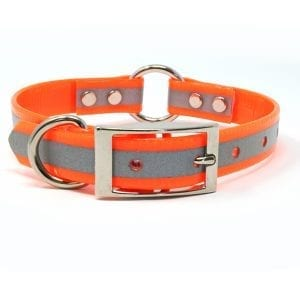 3/4 Inch Reflective Center Ring Collar