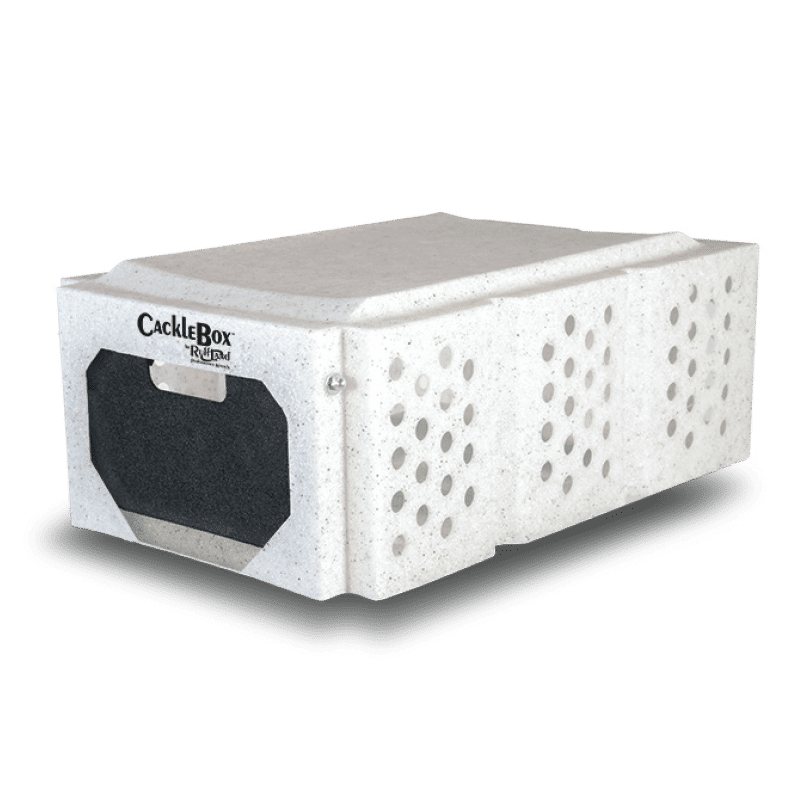 Ruff Land Kennels Large Cackle Box
