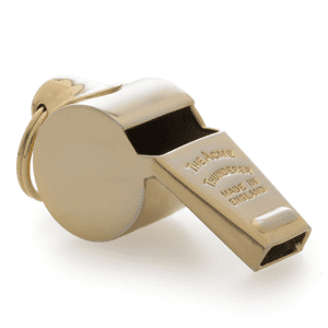 Acme Thunderer 60.5 Whistle Polished Brass