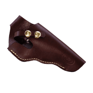 Small Frame Training Pistol Leather Holster