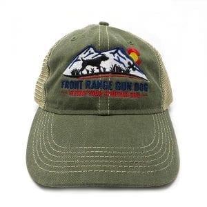 Front Range Gun Dog Conifer Cap