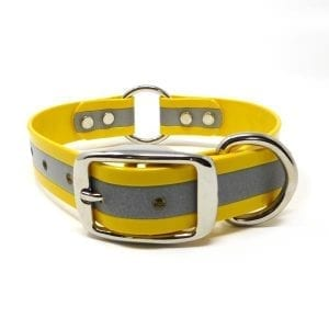 1 Inch Reflective Sunflower Center Ring Collar
